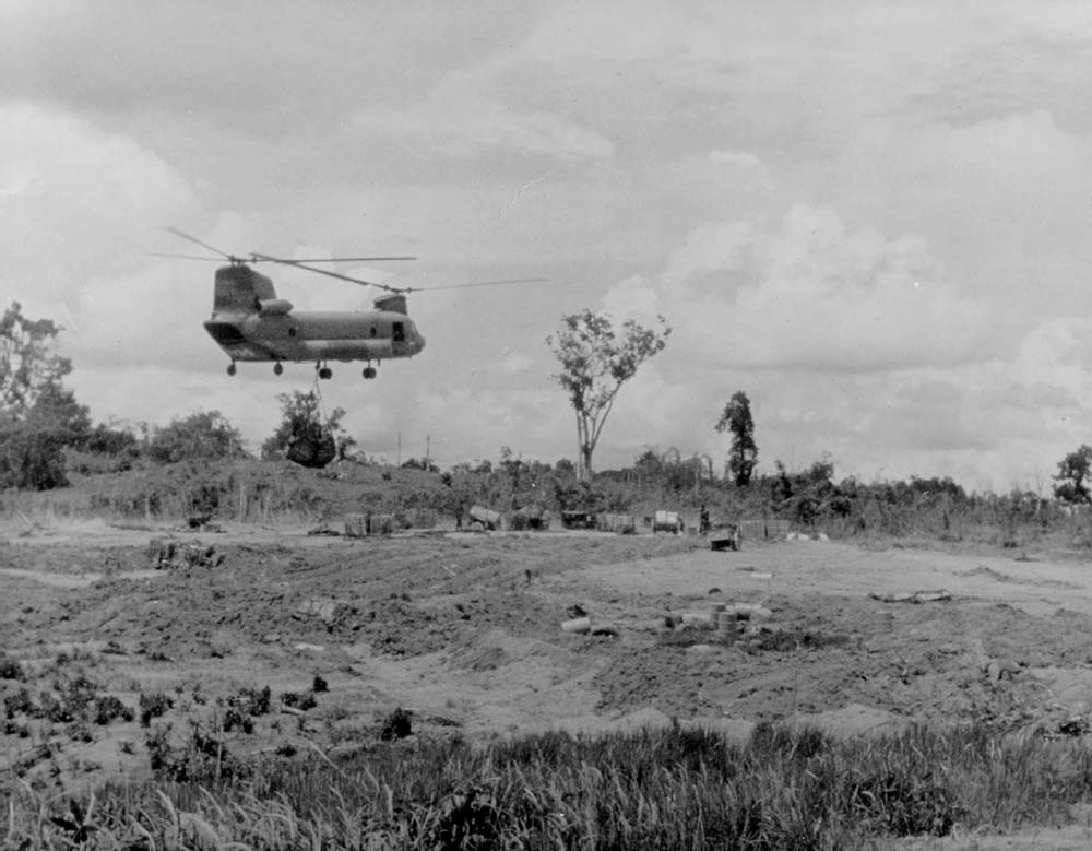 Airmobile: The Changing War and Cambodia, 1969-1970