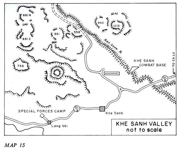 Lai Khe Vietnam Map.Field Artillery 1954 1973 Chapter 5 The Hot War 1968 October 1969