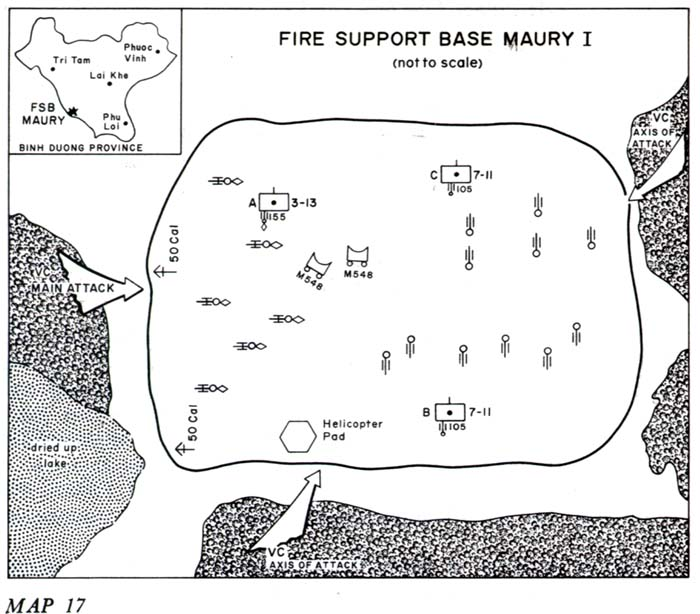 Field Artillery 1954-1973 Chapter 5: The Hot War (1968