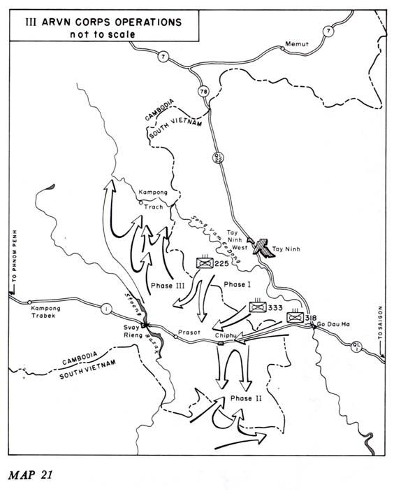 Field Artillery 1954-1973 Chapter 6: Vietnamization