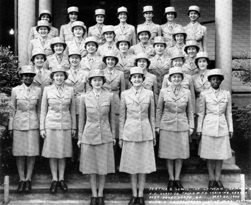Chapter I The Women S Army Corps 1942 1945