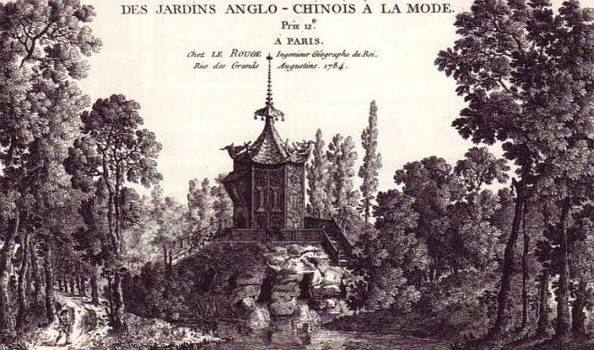 18th Century English Gardens